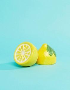 Перечница и солонка Sunnylife Lemon - Мульти