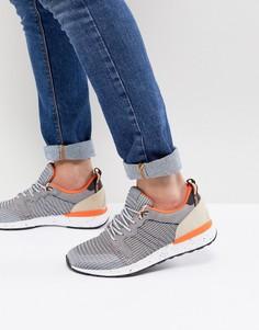Серые вязаные кроссовки ALDO Greiman - Серый