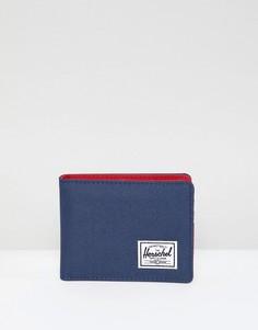 Бумажник Herschel Supply Co Roy - Темно-синий