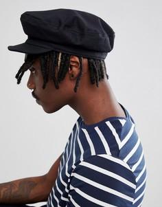 Черная кепка Brixton Fiddler - Черный