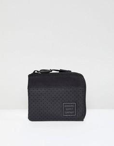Бумажник с RFID-меткой Herschel Supply Co Johnny - Черный