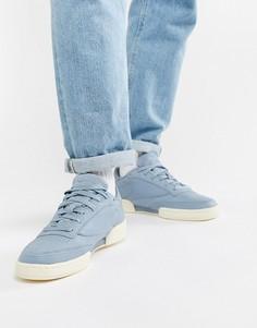 Синие кроссовки Reebok Club C 85 CLD BS9732 - Синий