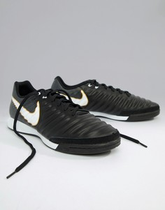 Черные кроссовки Nike Football Legendx 7 Indoor 897765-002 - Черный