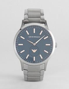 Наручные часы Emporio Armani AR11137 Renato - Серебряный