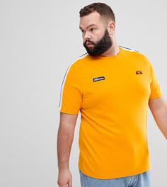 Оранжевая футболка ellesse PLUS - Оранжевый
