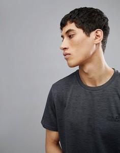 Темно-серая футболка Jack Wolfskin Hydropore XT Tech - Серый