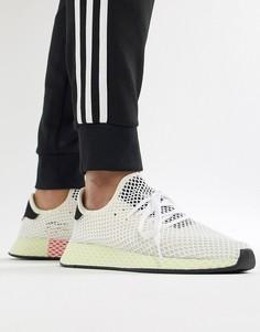 Белые кроссовки adidas Originals Deerupt Runner CQ2629 - Белый