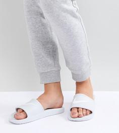 Белые шлепанцы Nike - Белый