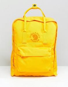 Рюкзак Fjallraven 16 л - Желтый