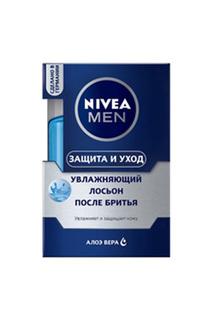 Лосьон после бритья увлажняющи NIVEA