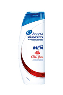 Шампунь с ароматом Old Spice д Head & Shoulders