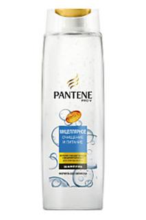 Шампунь Мицеллярное очищение и PANTENE