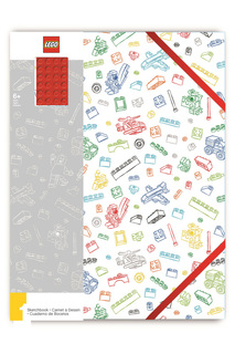 Альбом для рисования Lego