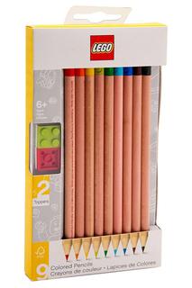 Набор цветных карандашей, 9 шт Lego