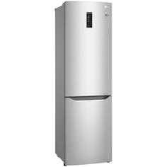 Холодильник с нижней морозильной камерой LG