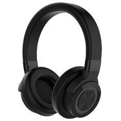 Наушники Bluetooth Rombica Mysound BH-07 Black (BT-H001)