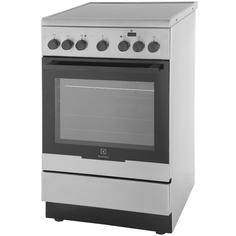 Электрическая плита (50-55 см) Electrolux EKC95290MX