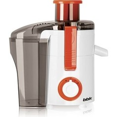 Соковыжималка BBK JC060-H11 белый/оранжевый