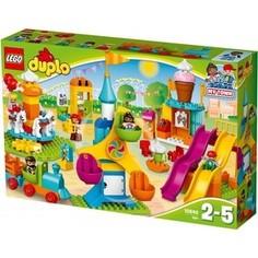 Конструктор Lego Дупло Большой парк аттракционов (10840)