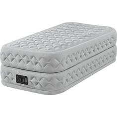 Надувная кровать Intex 64462 Supreme Air-Flow Bed 99х191х51см (встроенный насос 220V)