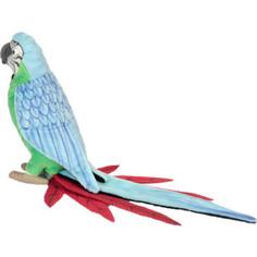 Мягкая игрушка Hansa Зеленый попугай, 37 см (3324)