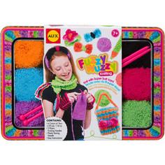 Alex Набор для вязания спицами Модные вещи из пушистой пряжи, от 7 лет(10%) (187T) Alex®
