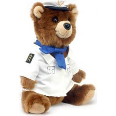 Мягкая игрушка Hansa Медведь-пилот, 25 см (4032)