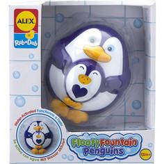 Игрушка для ванны Alex Пингвиненок, от 3 лет (841P) Alex®