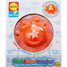 Игрушка для ванны Alex Осьминог, от 3 лет (842S) Alex®