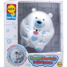 Игрушка для ванны Alex Полярный медвежонок, от 3 лет (841B) Alex®