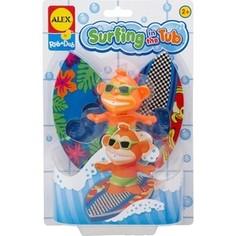 Игрушка для ванны Alex Серфинг, от 2 лет (884S) Alex®