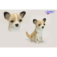 Мягкая игрушка Hansa Собака породы Чихуахуа, 31 см (6501)