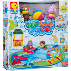Игрушка для ванны Alex Пляжная вечеринка, от 3 лет (812W) Alex®