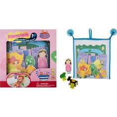 Игрушка для ванны Barney&Buddy Стикеры Замок принцессы (BB013)