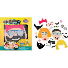 Игрушка для ванны Barney&Buddy Стикеры Смешные лица (BB007)