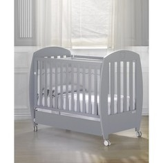 Кроватка Micuna Valeria BIG Relax (Микуна Валерия Релакс) 140*70 grey