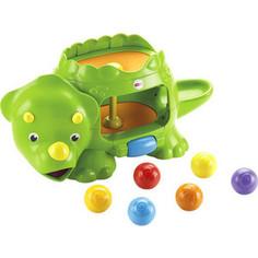 Развивающая игрушка Mattel Динозавр с шариками
