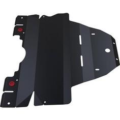 Защита картера АвтоБРОНЯ для Subaru Legacy (2010-2015), Outback (2010-2015), сталь 2 мм, 111.05408.1