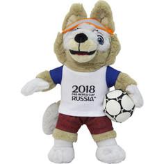 Мягкая игрушка FIFA 2018 Zabivaka 21 см в пакете (Т11250)