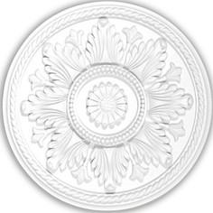 Розетка потолочная Decomaster DECOMASTER-2 цвет белый 462 мм (DM-0452)