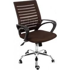 Компьютерное кресло Woodville Focus коричневое