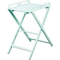Столик для пеленания Combelle Jade (дерево) складной 52х82х87см Mint Green / Мятно-зеленый 124
