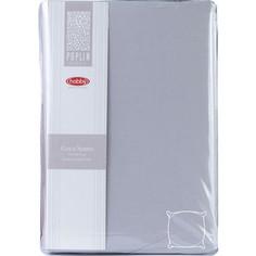 Наволочки 2 штуки Hobby home collection 70х70 см светло-серый (1501001952)
