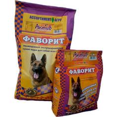 Сухой корм Фаворит Актив для активных собак всех пород 13кг