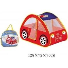 Детская палатка 1Toy Машинка 128х73х76 см (Т59901)