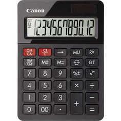 Калькулятор Canon AS-130 черный
