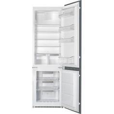 Встраиваемый холодильник Smeg C7280NEP