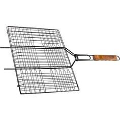 Решетка гриль Palisad Camping 300x400 мм антипригарное покрытие (69560)