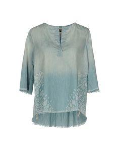 Джинсовая рубашка Ruderiders
