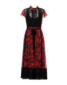 Длинное платье Coach